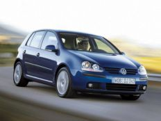 VW Golf 5, VW Jetta 5