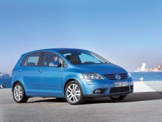 Golf Plus , VW Cross Golf